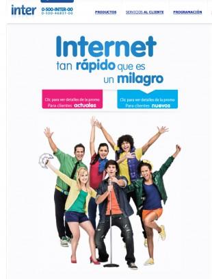 Campaña Inter 2012 -Produccion Autobus Creativo